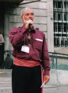 Guy Leroux - Animateur-calleur